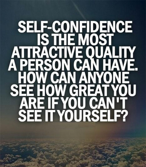 how to make someone have confidence in you