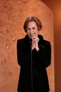 BETTY WHITE'S 90TH BIRTHDAY: A TRIBUTE TO AMERICA'S GOLDEN GIRL -- Pictured: Carol Burnett -- Photo by: Chris Haston/NBC